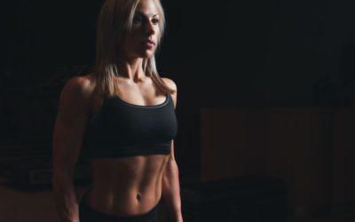 Músculos definidos com o EMSculpt®